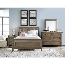 Talbot Driftwood Collection Master Bedroom Bedrooms Art Van - Bedroom sets at art van