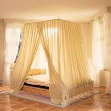 Draping Fabric Over Bed Who Wouldn U0027t Want To Sleep Here Every Night Decor Inside