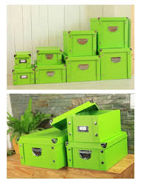 Decorative Paper Storage Boxes With Lids Custom Folding Paper Storage Box Home Decorative Multipurpose