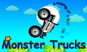 miniclip monster truck nitro 2 monster truck games police car monster truck game videos youtube