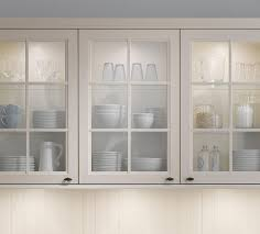glass cabinet replacement doors