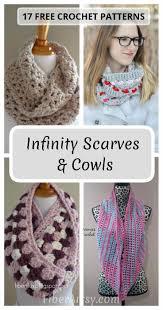 free infinity scarf and cowl patterns fiberartsy com