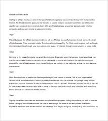 marketing business plan template u2013 8 free word excel pdf format