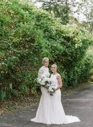 wnba star elena delle donne marries amanda clifton see her two