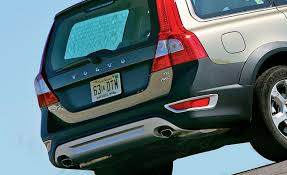 2009 volvo xc70 t6 awd quick take reviews car and driver