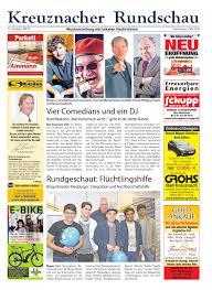 Bad Kreuznach News Kw 18 16 By Kreuznacher Rundschau Issuu