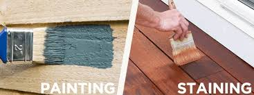 is it better to paint or stain your kitchen cabinets painting vs staining why to stain staining center