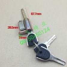 Bathroom Door Key by Online Buy Wholesale Key Core Door Cylinder Lock From China Key
