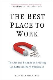 the best place to work the and science of creating