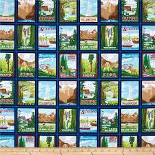 Blue Shades Kaufman Explore America Mountain Postcards Bright Discount