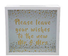wedding gift message wedding gift card box ebay