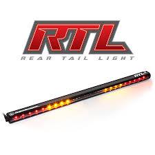 rear race light bar led light bars off road truck light bars baja designs