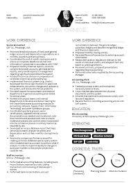 sample resumes for accounting senior accountant resume sample resume samples career help center