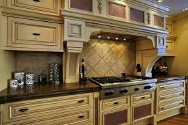 Painted Kitchen Cabinet Ideas Delighful Painted Off White Cabinets With Cream Colored Pictures