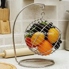 metal fruit basket fashion bird nest new product metal wire fruit basket buy fruit