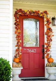 thanksgiving front door decorations l56 on exemplary home
