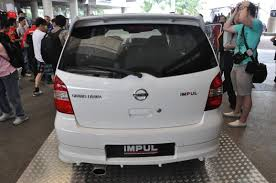 nissan impul 2011 grand livina tuned by impul revealed wemotor com