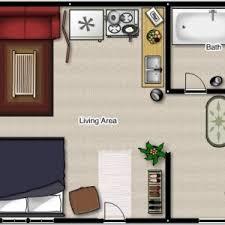 Astonishing Efficiency Apartment Floor Plans Images Design - Efficiency apartment designs