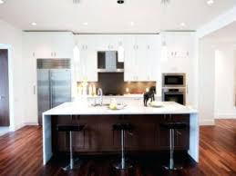 One Wall Kitchen With Island Designs One Wall Kitchens Even If You Are Using Just One Wall You Can Find