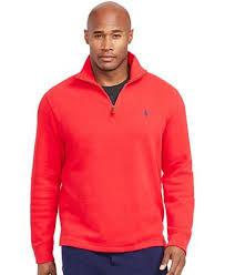 macy s ralph sweaters polo ralph big and rib half zip pullover