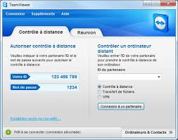installer bureau à distance télécharger teamviewer portable gratuit