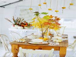 Fall Table Centerpieces by Diy Fall Table Decorations
