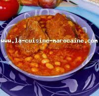 cuisiner haricots coco tajine d haricots coco recettes de tajines