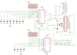nes controller schematic raphnet technologies 4x snes and or nes