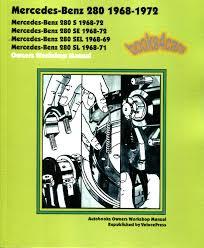 mercedes repair manuals mercedes shop service manuals at books4cars com