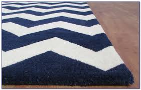 Blue Area Rugs 8 X 10 Navy Blue And White Area Rugs Studio Collection Trellis Area Rug