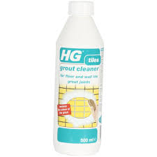 Grout Cleaning Products Hg Grout Cleaner 500ml Home Cleaning Products Topline Ie