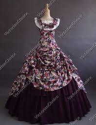 Ball Gown Halloween Costumes Victorian Belle Princess Alice Wonderland Dress Women Halloween