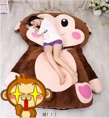 materasso comodo scimmia fumetto materasso cuscino bello e comodo