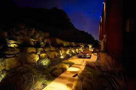 Landscape Lighting Sets Low Voltage by Low Voltage Landscape Light Sets U2014 Home Landscapings What Types