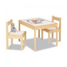bureau bébé bois table et chaises en bois pinolino jeujouethique com
