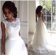 ivory wedding dresses ivory wedding dresses ebay