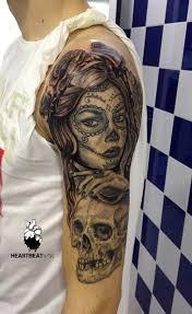 realistic tattoo heartbeatink tattoo magazine