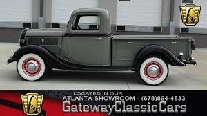 Vintage Ford Truck Gauges - 1937 ford pick up truck gateway classic cars of atlanta 300