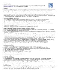 Sample Recruiting Resume by College Recruiter Sample Resume E Mail Sign Up Sheet Sample Resume