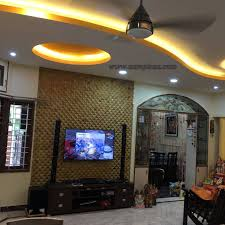 best tv unit designs in india living room wall tv unit designs with cladding stones models