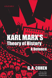 karl marxs theory of history a defence g a cohen by open