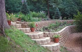 retaining walls for gardens