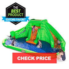 best inflatable backyard water slide reviews 2017 top5 slides review
