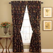 how to hang curtains interior how to hang curtain rods with waverly valances