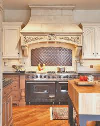 creative kitchen backsplash backsplash creative kitchen backsplash copper decorating idea