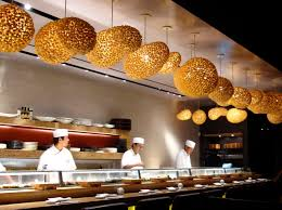 nobu sushi bar in the shore club south beach amazing