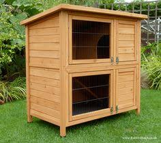 rabbit hutches animals pinterest rabbit double rabbit hutch