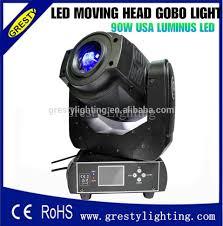 Cheap Moving Head Lights 90 Watt Led Moving Head 90 Watt Led Moving Head Suppliers And