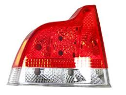 volvo s60 tail light assembly amazon com genuine volvo s60 2005 2009 left hand lh driver side