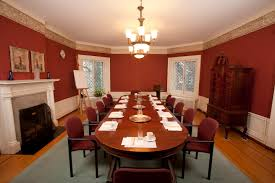Antique Conference Table Corporate